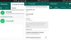 ¿Qué son los nuevos estados de Whatsapp?