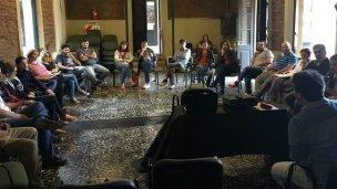 La cultura comunitaria de Entre Ríos se reunió en Villa Elisa