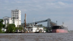 Tras el dragado, puertos entrerrianos exportarán a Perú, China e Irak