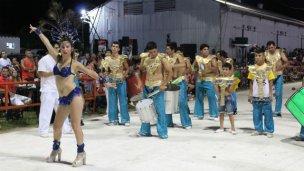 Gran cierre de los corsos en el fin de semana largo de carnaval