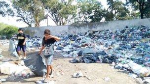 El Ecoparte no da abasto para recibir residuos