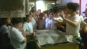 Una producción artesanal que atrae a estudiantes de Gualeguaychú