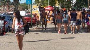 El feriado de Carnaval, igual a 50 fines de semana del año