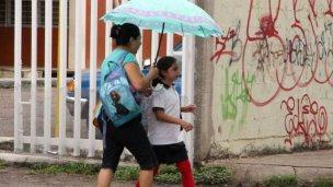 Volverá a llover, en la semana del inicio de clases