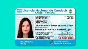 ¿Cómo será la nueva Licencia de Conducir?