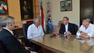 Sectores productivos esperan por la navegabilidad del río Uruguay