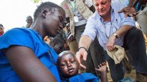 La ONU advierte que 20 millones de personas morirán de hambre