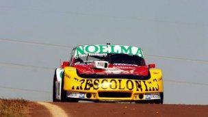 Nico Bonelli fue el mejor entrerriano en la final del TC