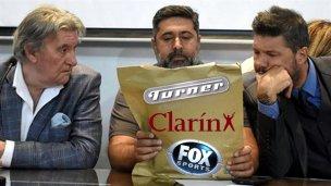 La televisación del fútbol vuelve a Clarín