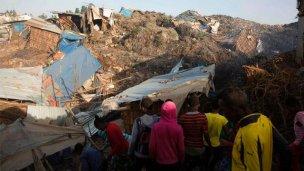 Más de 70 muertos por un alud de basura