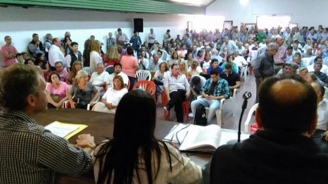 El radicalismo votó por unanimidad formar Cambiemos e integrar a ECO