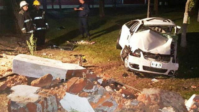Murieron otros dos heridos en accidentes ocurridos en la ruta 14