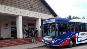 ¿Cuáles son los 16 nuevos recorridos del transporte escolar rural?