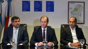 Recambio en Enersa: asumió el nuevo presidente