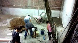 Dura réplica del gobierno por las obras en una escuela de Villaguay
