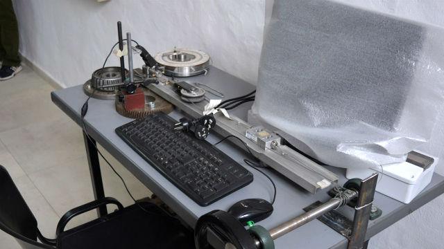El laboratorio funciona en la Regional Paraná.