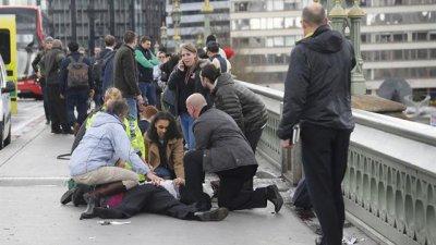 Ataque frente al Parlamento de Londres: Al menos 4 muertos