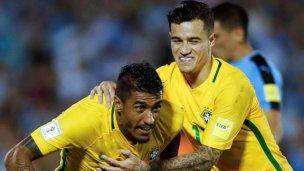 Con un fútbol exquisito, Brasil goleó a Uruguay en Montevideo
