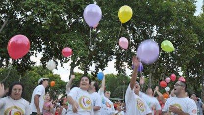 Música y paseos en el Día Mundial del Síndrome de Down