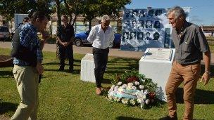 Día de la Memoria, Verdad y Justicia: emotivo acto en recuerdo de los desaparecidos