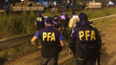 Secuestran gran cantidad de cocaína en un operativo en la Autovía 14