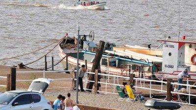 El feriado y el buen tiempo trajeron turistas a Colón