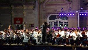Gran concierto final del Seminario Nacional de Orquestas
