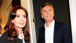"""Escuchas a CFK: """"Macri es un mafioso sostenido por los medios"""""""