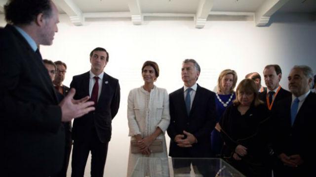 Macri presentó a Bordet como un ejemplo de la política de conciliación