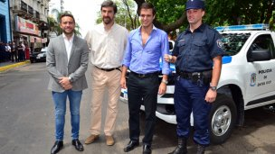 Giano le respondió a los que piden la renuncia de Urribarri