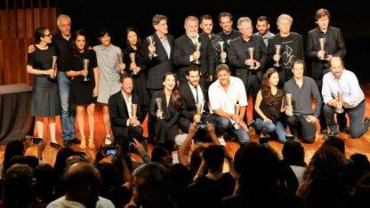 Ganadores de los Premios Sur