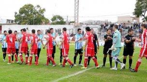 Atlético Paraná descendió al Federal A