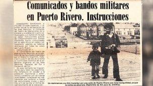 Cuando la capital de Malvinas fue Puerto Rivero