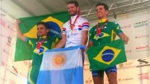 Catriel Soto es nuevamente Campeón Panamericano