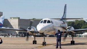 El gobierno provincial pagará 194.000 dólares por traslados aéreos