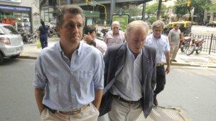 """""""No puedo confirmar nada"""", dijo Etchevere sobre su posible cargo en el gobierno"""