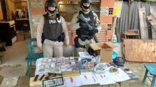 Narcotráfico: allanaron una cárcel entrerriana