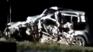 Nueva fatalidad en ruta entrerriana: madre e hija murieron