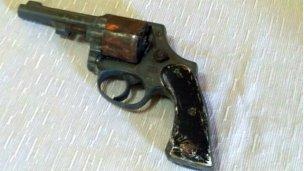 Secuestraron un arma en un domicilio