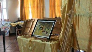 Muestra abierta de arte en el Museo