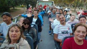 Piden reordenar la circulación de los ómnibus de excursiones