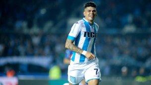 Dos de Bou en la goleada de Racing a Tigre