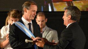 La carta optimista de Sergio Urribarri, de cara al 2019