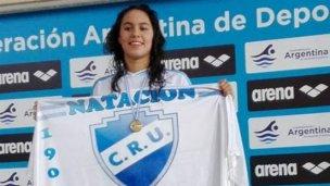 Lazza se consagró campeona argentina