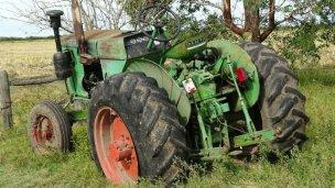 De Ubajay a Federal, con un tractor robado