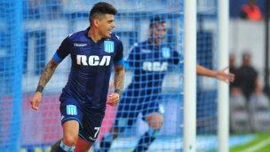 En un partido sin tregua, Racing venció a Atlético Tucumán