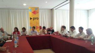 Interna Pro: los opositores a Frigerio se preparan en toda la provincia