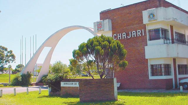 Chajarí fue el epicentro del temblor