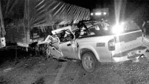 Fatal accidente en Ruta 14 acabó con la vida de un entrerriano