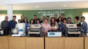 El consorcio de la Economía Social asistió a emprendedores de San José
